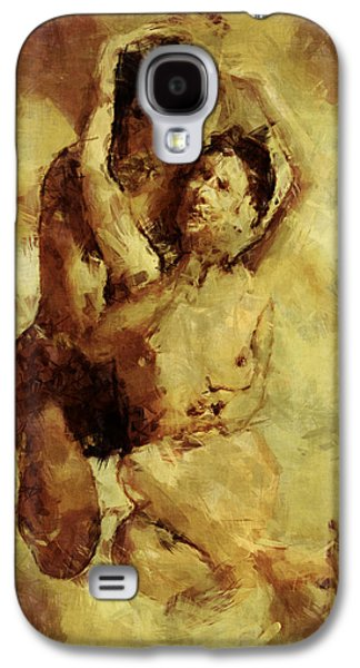 Recent Galaxy S4 Cases - I Love You Galaxy S4 Case by Kurt Van Wagner