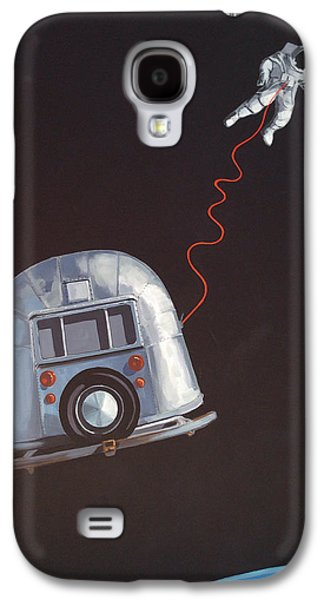 I Need Space Galaxy S4 Case by Jeffrey Bess