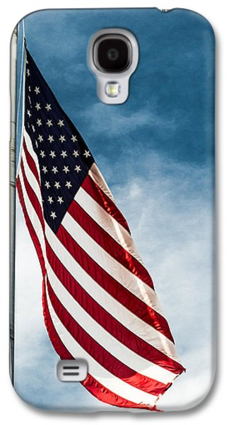 4th July Galaxy S4 Cases - I Pledge Allegiance Galaxy S4 Case by Shelby  Young