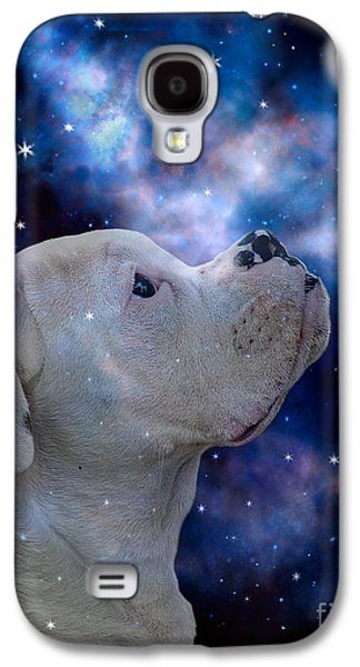 Recently Sold -  - Boxer Digital Galaxy S4 Cases - I See the Moon Galaxy S4 Case by Judy Wood