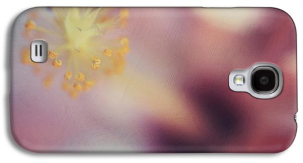 Hibiscus Galaxy S4 Cases - I Tell Myself Itll Be Alright Galaxy S4 Case by Laurie Search