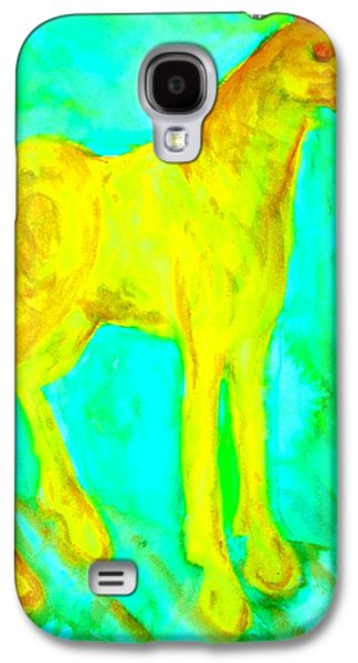 Component Paintings Galaxy S4 Cases - I will show you everything Galaxy S4 Case by Hilde Widerberg