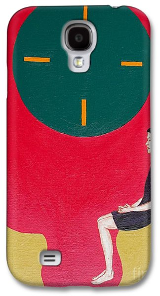 Separation Paintings Galaxy S4 Cases - I Will Wait Forever Galaxy S4 Case by Patrick J Murphy