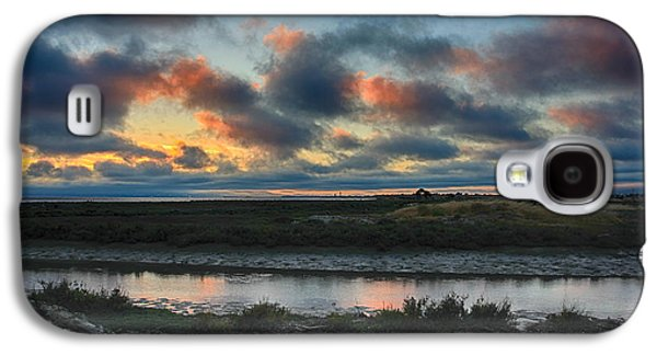 Wetlands Galaxy S4 Cases - I Wish It Would Never End Galaxy S4 Case by Laurie Search