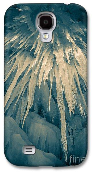 Ice Cave Galaxy S4 Case by Edward Fielding