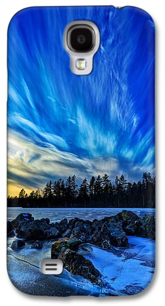 Bill Caldwell Galaxy S4 Cases - Icebound 3 Galaxy S4 Case by Bill Caldwell -        ABeautifulSky Photography