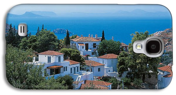 Idra Island Greece Galaxy S4 Case by Panoramic Images