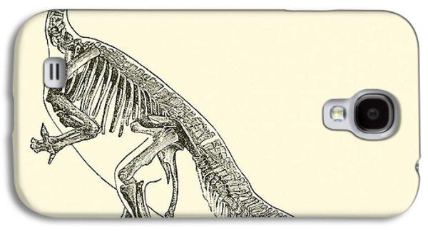 Iguanodon Galaxy S4 Case by English School