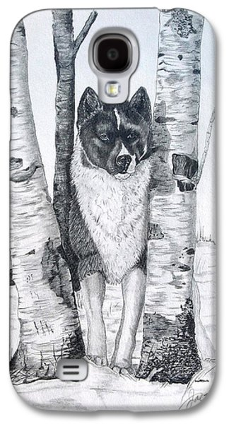 Ihasa In The Woods Galaxy S4 Case by Joette Snyder