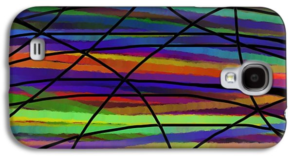 Abstract Digital Drawings Galaxy S4 Cases - Ihre Meinung  Galaxy S4 Case by Sir Josef  Putsche