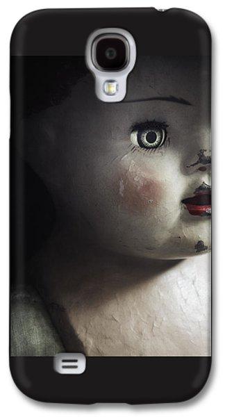 Creepy Galaxy S4 Cases - Illuminata Galaxy S4 Case by Amy Weiss