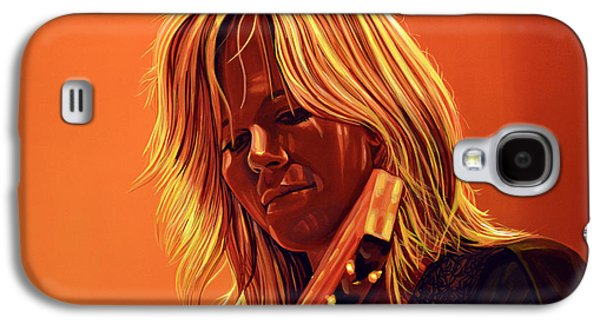Ilse Delange Painting Galaxy S4 Case by Paul Meijering