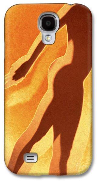 Brown Tones Galaxy S4 Cases - Im-4 Galaxy S4 Case by Tony Cordoza