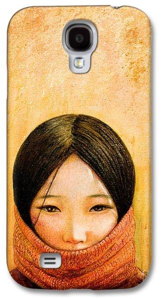 Image Of Tibet Galaxy S4 Case by Shijun Munns