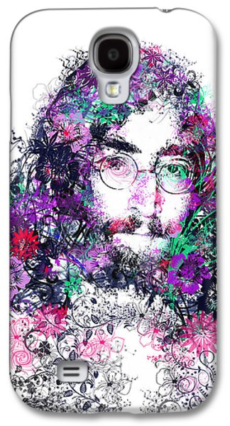 Beatles Galaxy S4 Cases - Imagine 2 Galaxy S4 Case by MB Art factory