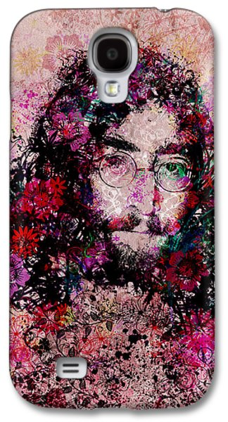 Beatles Galaxy S4 Cases - Imagine 3 Galaxy S4 Case by MB Art factory
