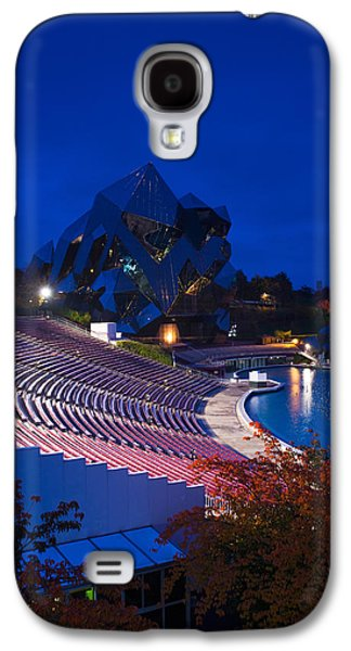 Imax Theater, Futuroscope Science Park Galaxy S4 Case by Panoramic Images