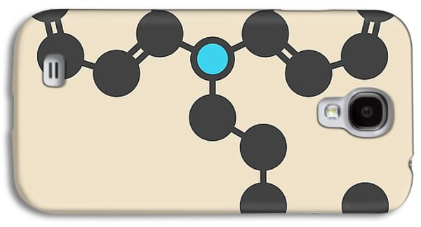 Imipramine Antidepressant Drug Molecule Galaxy S4 Case by Molekuul