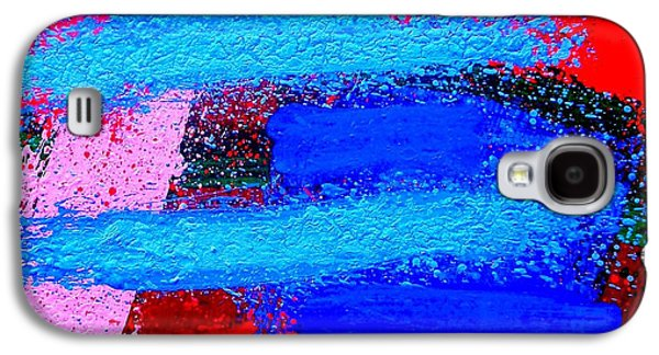 Recently Sold -  - Abstract Movement Galaxy S4 Cases - Imma   Iv Galaxy S4 Case by John  Nolan