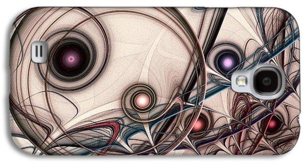 Implantation Galaxy S4 Case by Anastasiya Malakhova