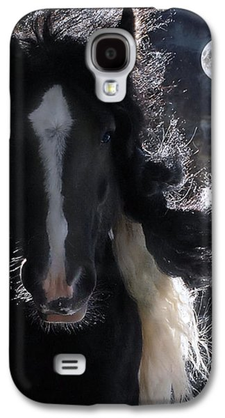 Horse Digital Galaxy S4 Cases - In Dreams... Galaxy S4 Case by Fran J Scott