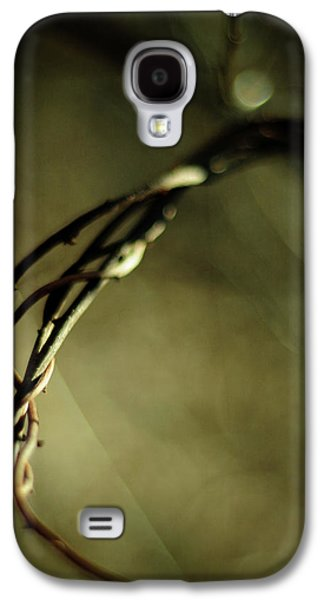 Tendrils Galaxy S4 Cases - In Shadows and Light Galaxy S4 Case by Rebecca Sherman