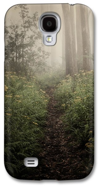 Fog Photographs Galaxy S4 Cases - In Silence Galaxy S4 Case by Amy Weiss