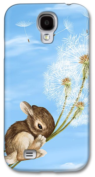 In The Air Galaxy S4 Case by Veronica Minozzi