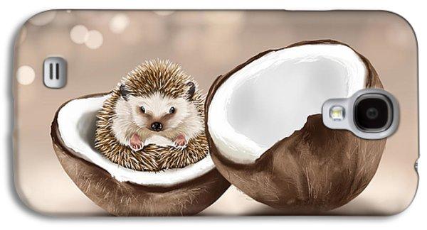 In The Coconut Galaxy S4 Case by Veronica Minozzi