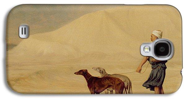 In The Desert Galaxy S4 Case by Jean Leon Gerome