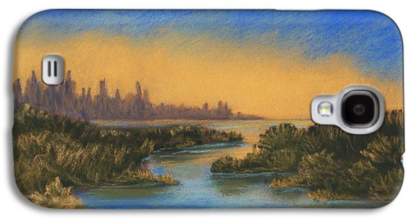 Peaceful Galaxy S4 Cases - In the Distance Galaxy S4 Case by Anastasiya Malakhova