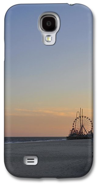 Seaside Heights Galaxy S4 Cases - In the Distance Galaxy S4 Case by Terry DeLuco