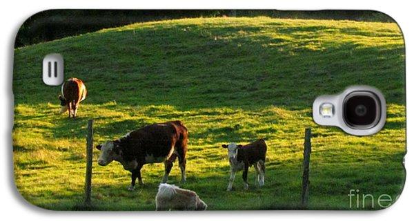 Randi Shenkman Galaxy S4 Cases - In the Field Galaxy S4 Case by Randi Shenkman