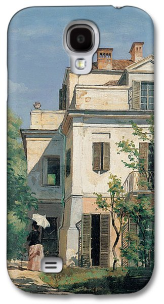 In The Shade Galaxy S4 Cases - In the Garden Galaxy S4 Case by Demetrio Cosola