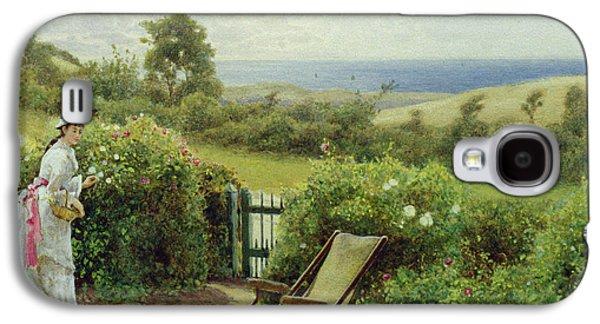 In The Garden Galaxy S4 Case by Thomas James Lloyd