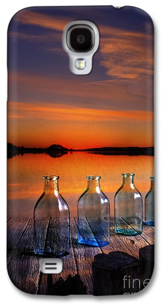 In The Morning At 4.33 Galaxy S4 Case by Veikko Suikkanen