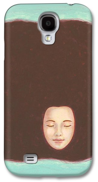 The Void Galaxy S4 Cases - In The Void Galaxy S4 Case by Judith Grzimek