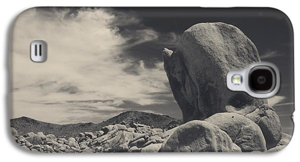 Monotone Galaxy S4 Cases - In This Strange Land Galaxy S4 Case by Laurie Search