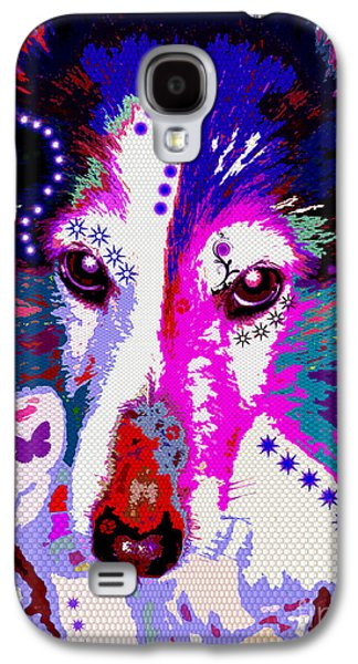 In Your Eyes Galaxy S4 Case by Colleen Kammerer