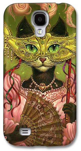 Artwork Galaxy S4 Cases - Incatneato Galaxy S4 Case by Jeff Haynie