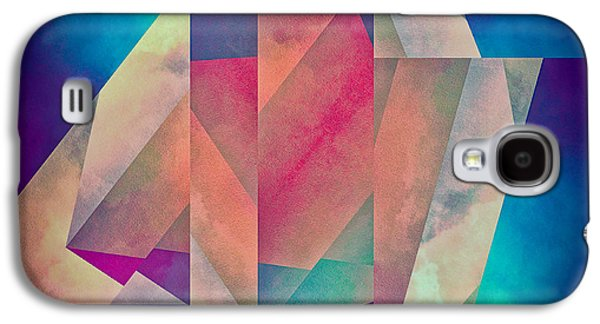 Reality Galaxy S4 Cases - Incidental Formation Galaxy S4 Case by LC Bailey