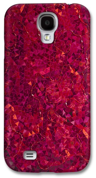 Impressionism Tapestries - Textiles Galaxy S4 Cases - Indian Summer Galaxy S4 Case by Tanya Mayer