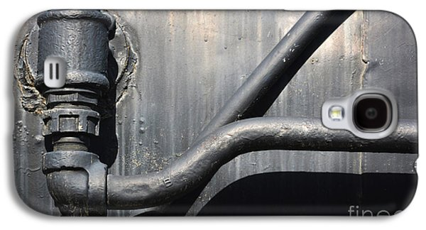 Metal Photographs Galaxy S4 Cases - Industrial Aged Galaxy S4 Case by Dan Holm