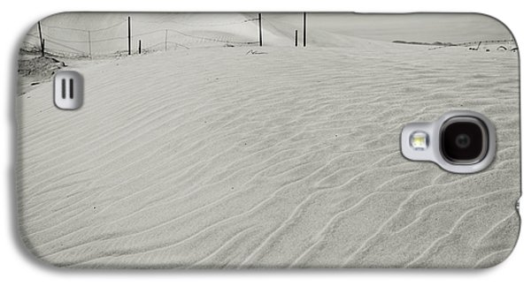 Sand Patterns Galaxy S4 Cases - Inevitable Galaxy S4 Case by Laurie Search