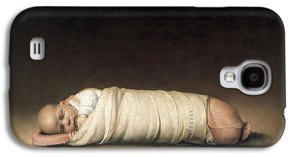Infant Galaxy S4 Case by Odd Nerdrum