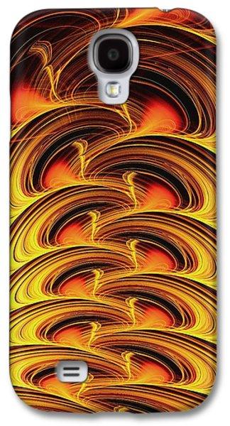Inferno Galaxy S4 Case by Anastasiya Malakhova