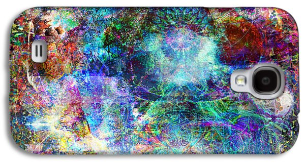 Infinite Bit 25 Galaxy S4 Case by Jerry Cannon