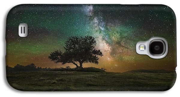 Mounds Galaxy S4 Cases - Infinity Galaxy S4 Case by Aaron J Groen