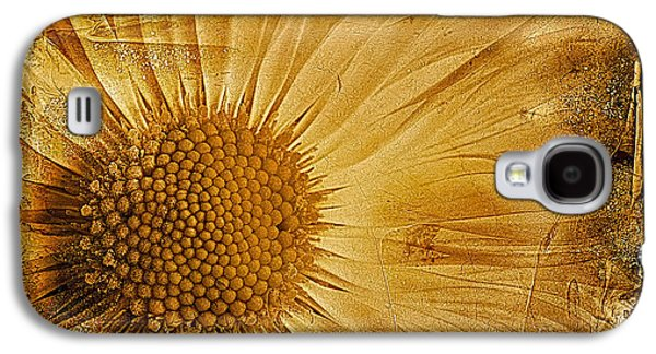 Textured Digital Art Galaxy S4 Cases - Infusion Galaxy S4 Case by John Edwards