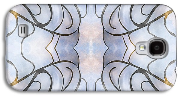Symetry Galaxy S4 Cases - Inked Galaxy S4 Case by Thomas OGrady